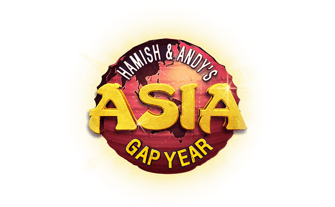 Asia Gap Year
