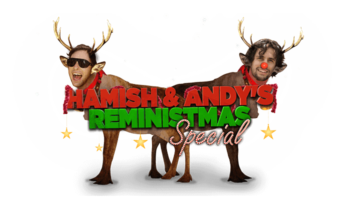 Hamish & Andy's Reministmas Special