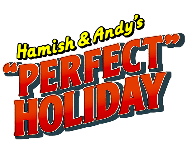 Hamish & Andy Logo